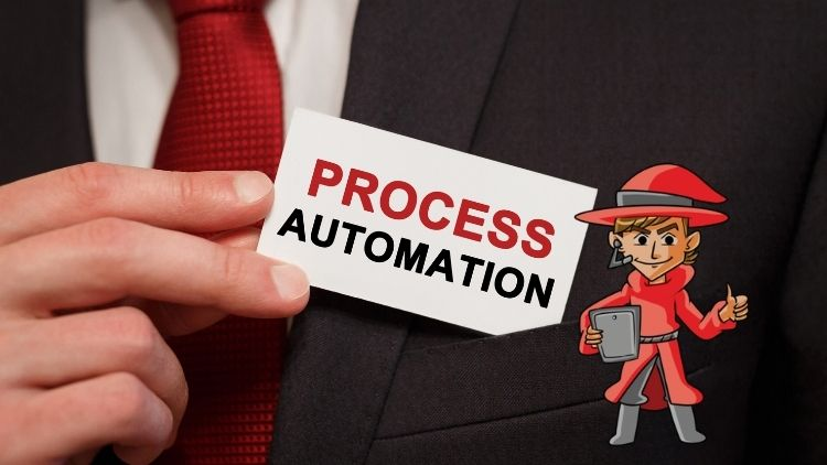 Process automation isn't just robotics and for manufacturing. There are good reasons to apply it to your business.